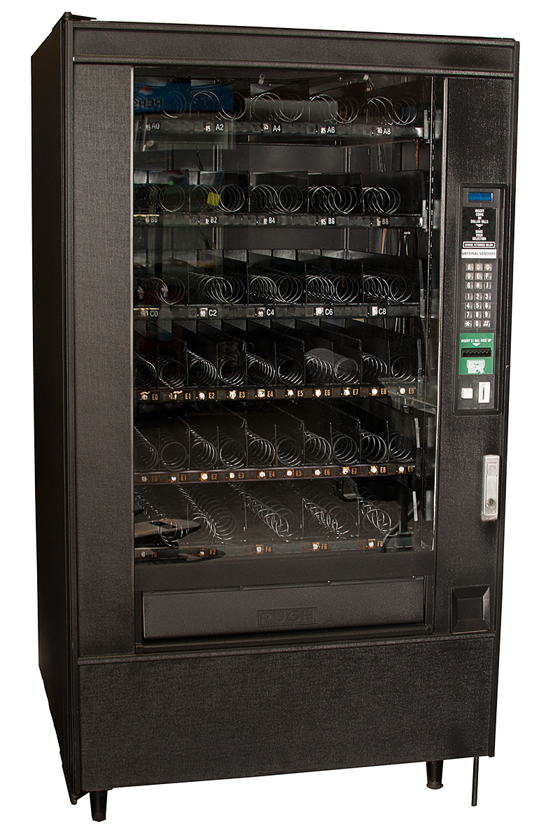 Westway Vending - Snack Vending Machine