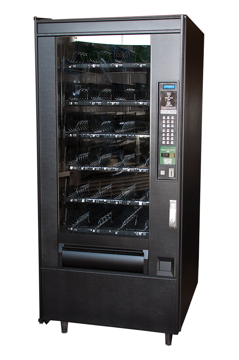 Snack Vending Machine 148 - Westway Vending