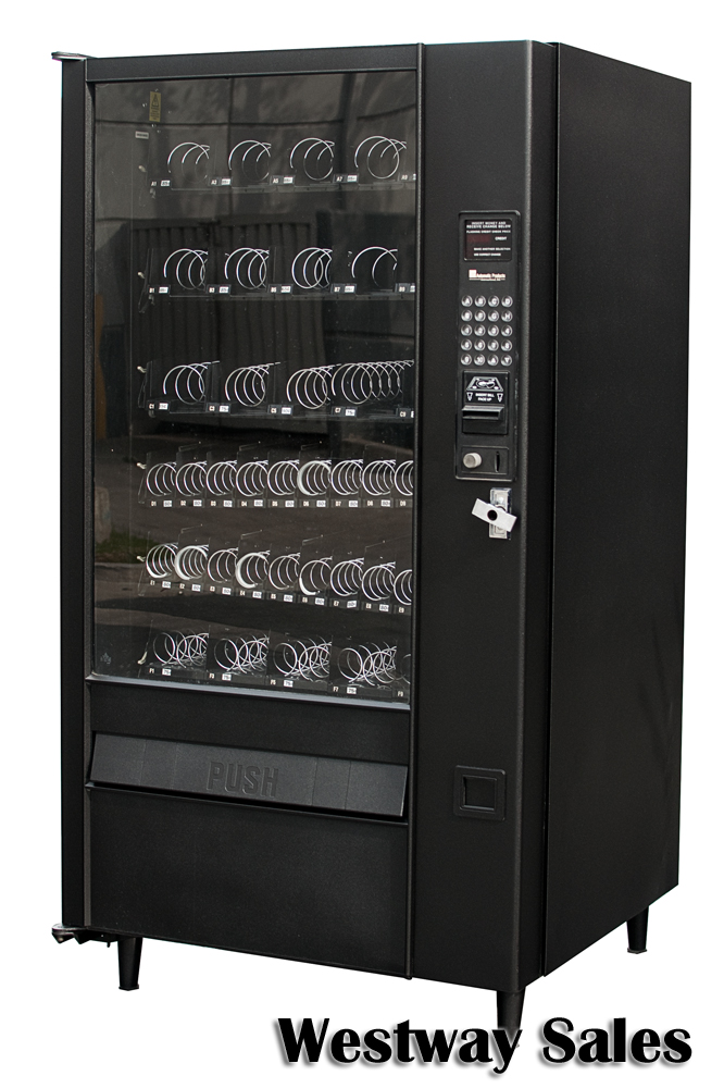 Westway Vending - Snack Vending Machine Product Detail